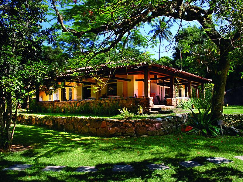 Lugares para casar em Ilhabela fazenda siriuba