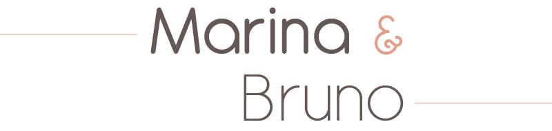Mariana e Bruno casamento real