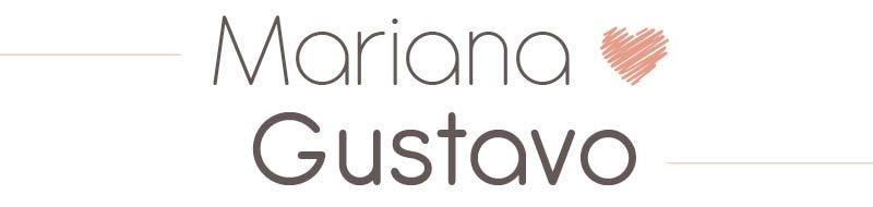 Mariana e Gustavo casamento real