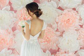 Penteados de noiva mais pinados na Itália