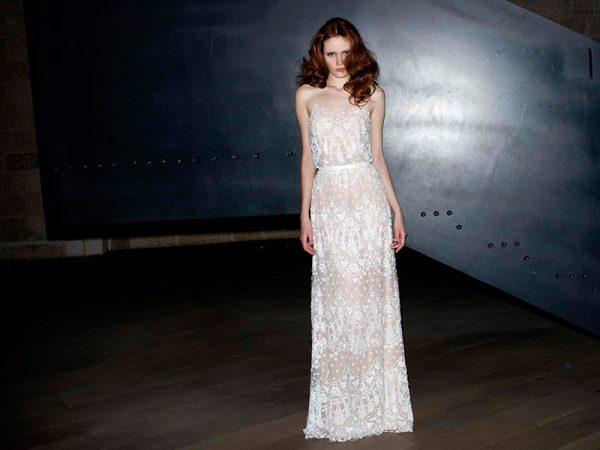 Vestido de noiva Coleção 2017 Mira Zwillinger