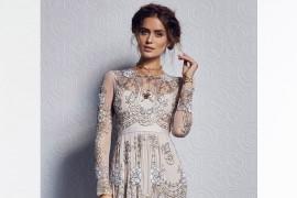 vestido de noiva coleção outono inverno needle and threat capa