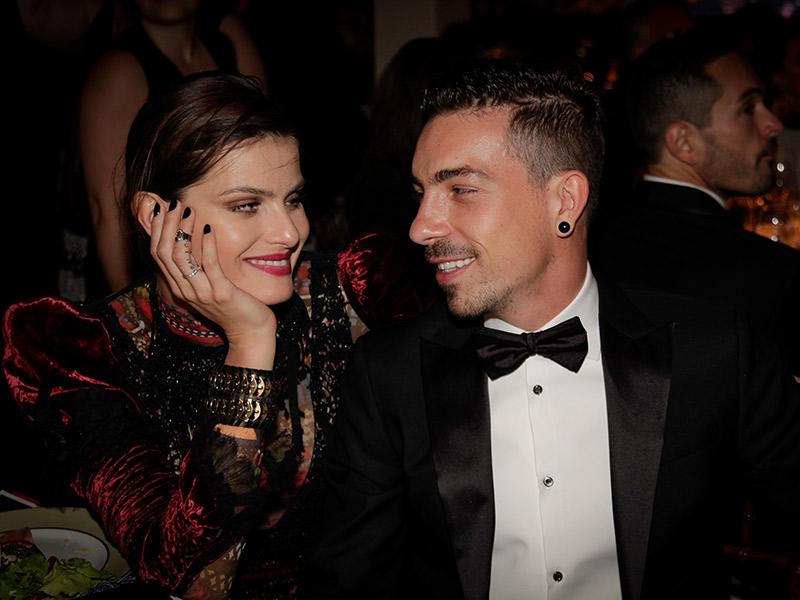 Casamento Isabeli Fontana e Di Ferrero