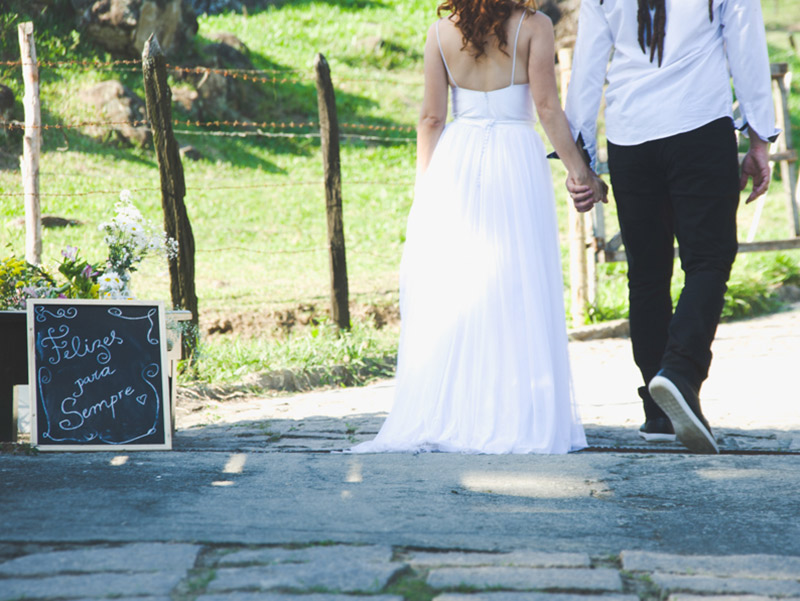 Casamento real Esther e Lucas
