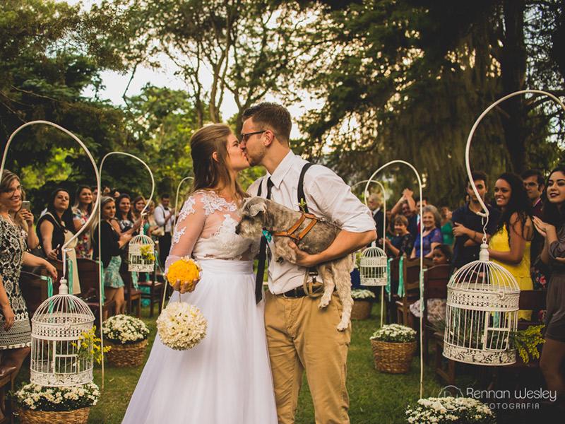 Casamento real Kiva e Pedro cerimônia