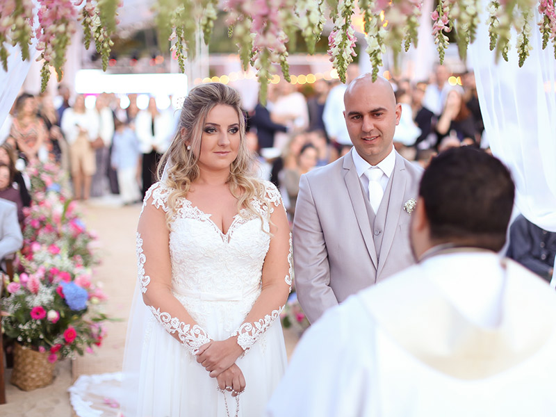 Casamento real Leliana e Vinicius