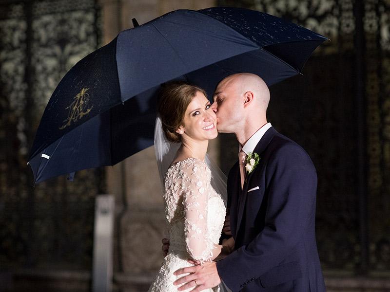 Casamento real Maria Antonia e Diego pedido