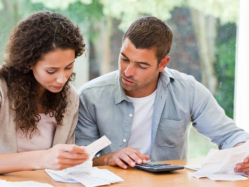 Como montar uma planilha de gastos casal