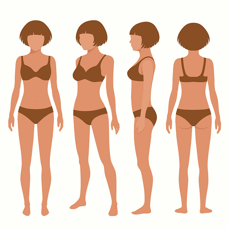 Como usar lingerie modeladora Corpo