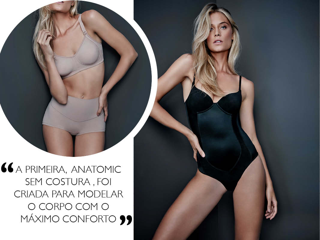 Como usar lingerie modeladora Hope