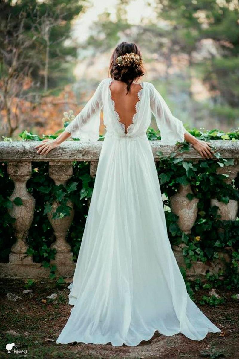 Conheca 10 origens e significados casamento vestido