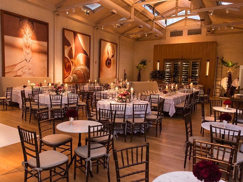 Espaços como fazer um mini wedding em um restaurante Cantaloup