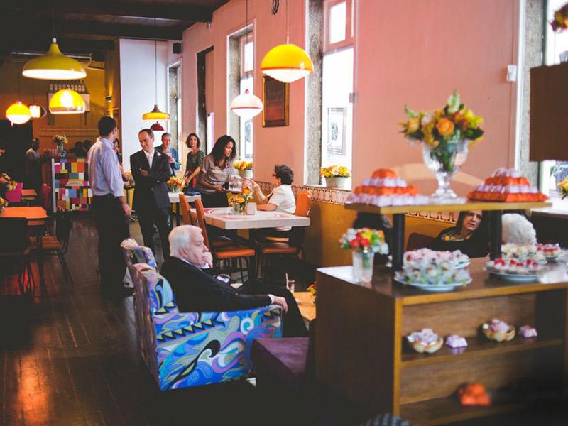 Espaços como fazer um mini wedding em um restaurante miam miam