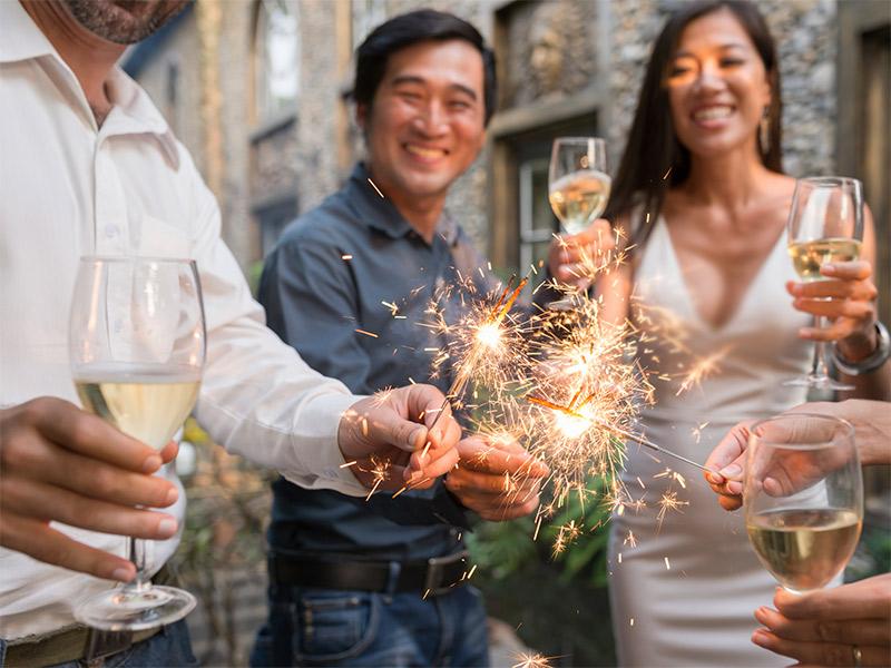 Festa de noivado como organizar convidados