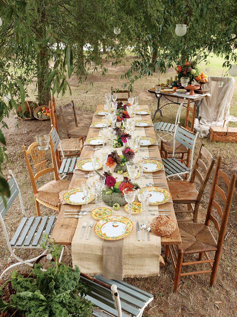 Festa de noivado organiza decoração