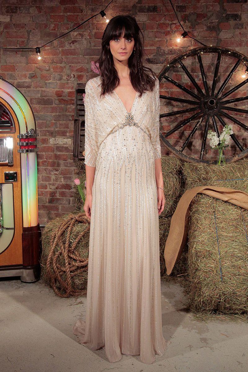 Como usar slip dress no casamento