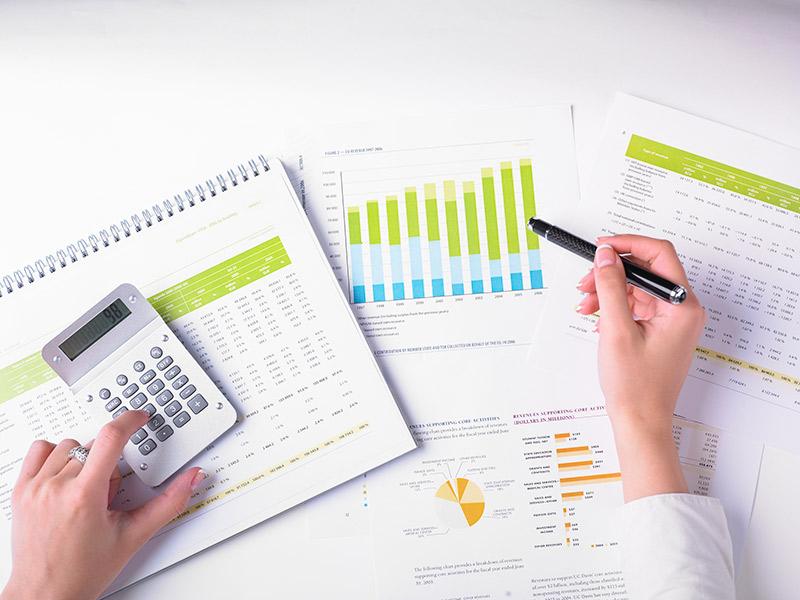 Organização Como montar uma planilha de gastos números