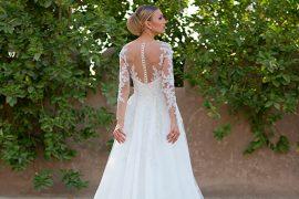 Vestido de noiva Coleção Arabesco do Lucas Anderi