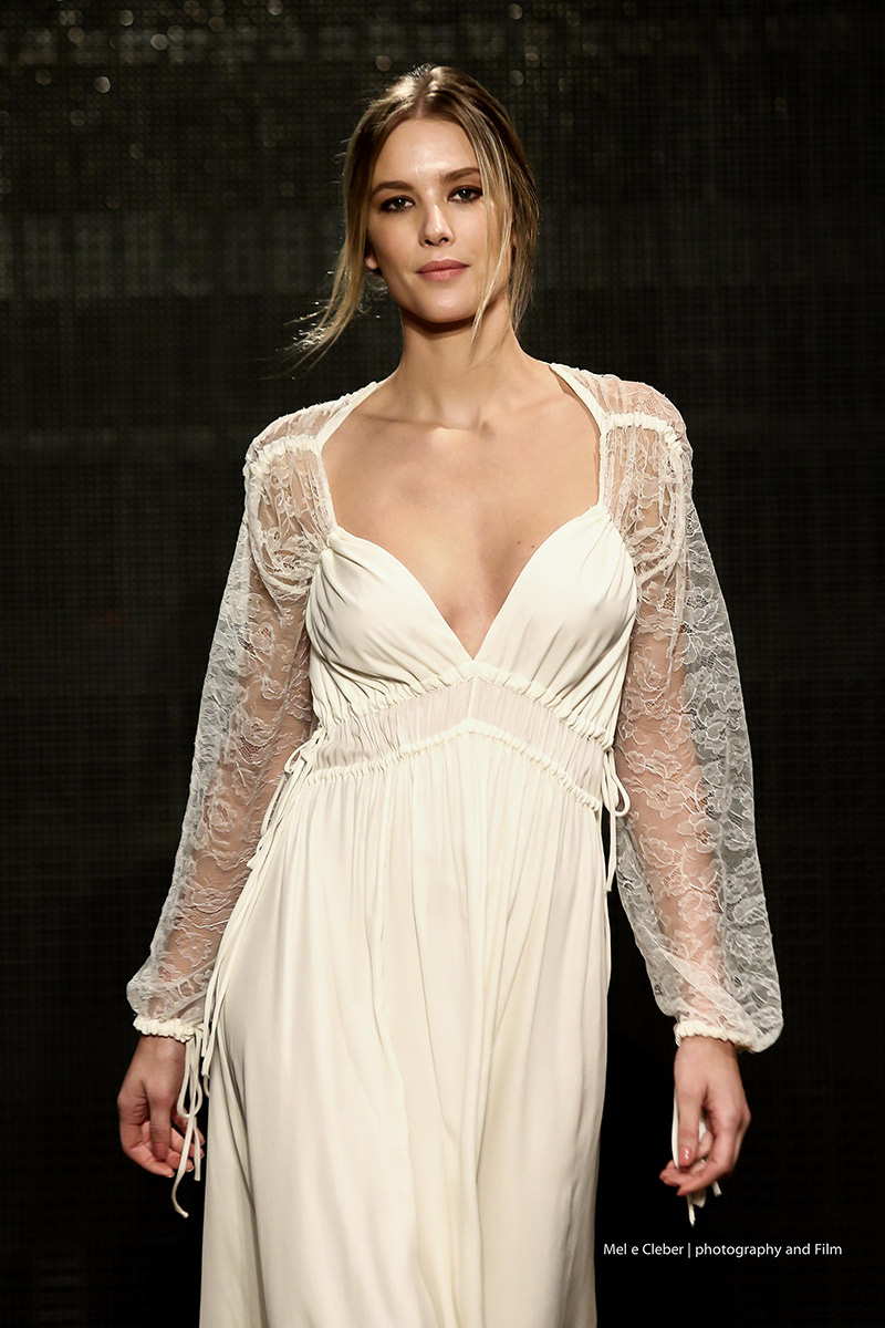 Vestido de noiva Como usar slip dress Trinita