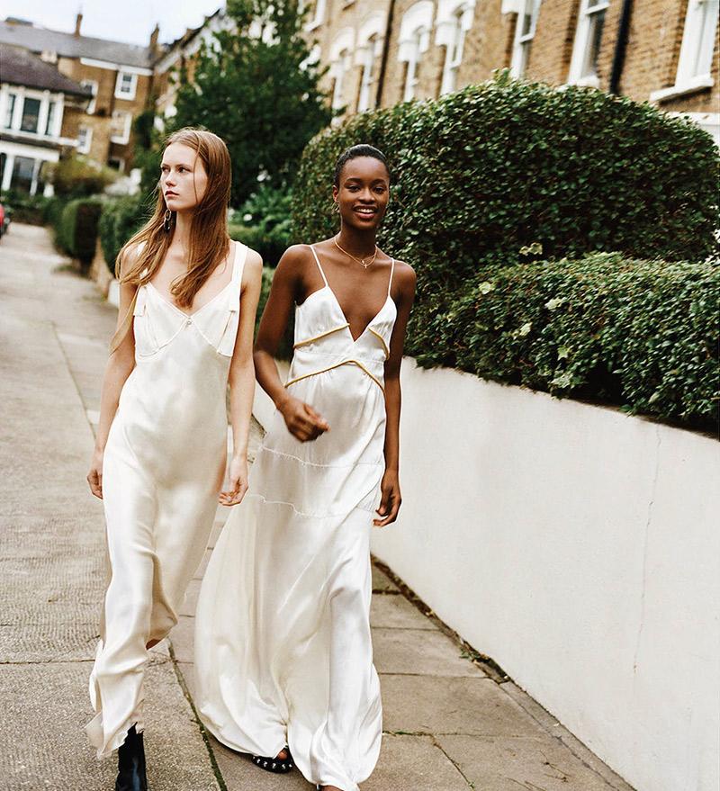 Vestido de noiva Como usar slip dress