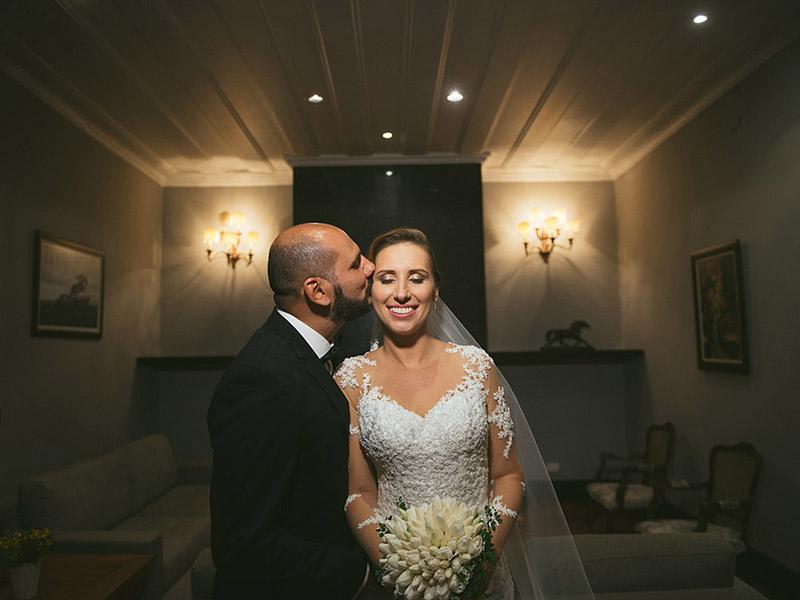 Casamento real Priscila e Rodrigo pedido