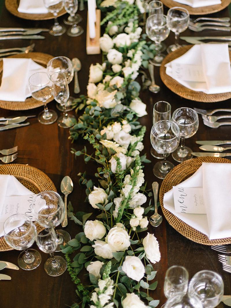 Decoração Flores para casamento tradicional