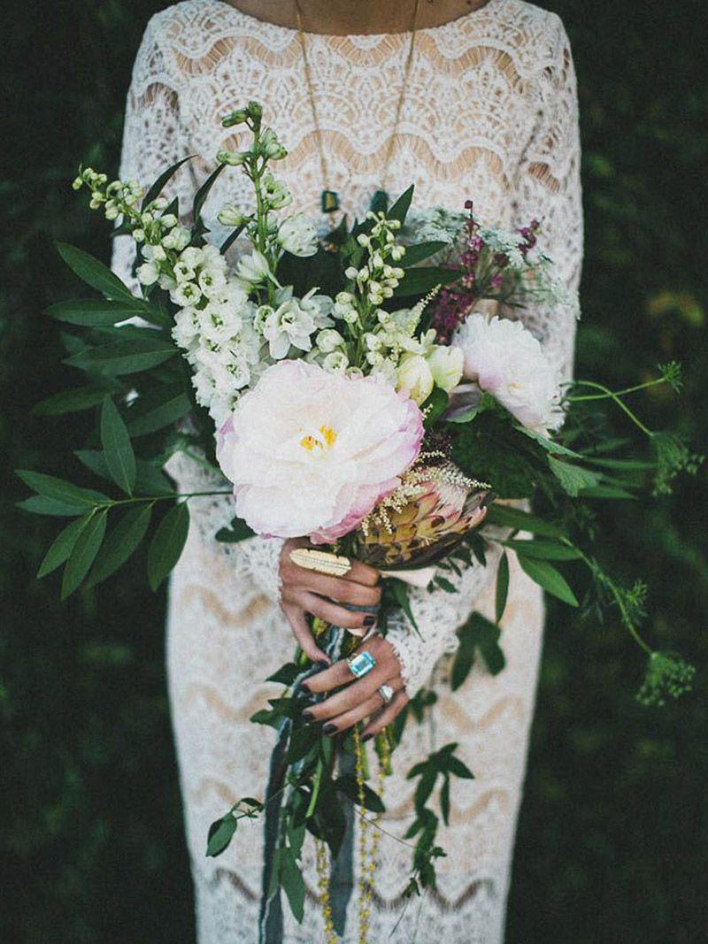 Decoração Flores primavera casamento buquê