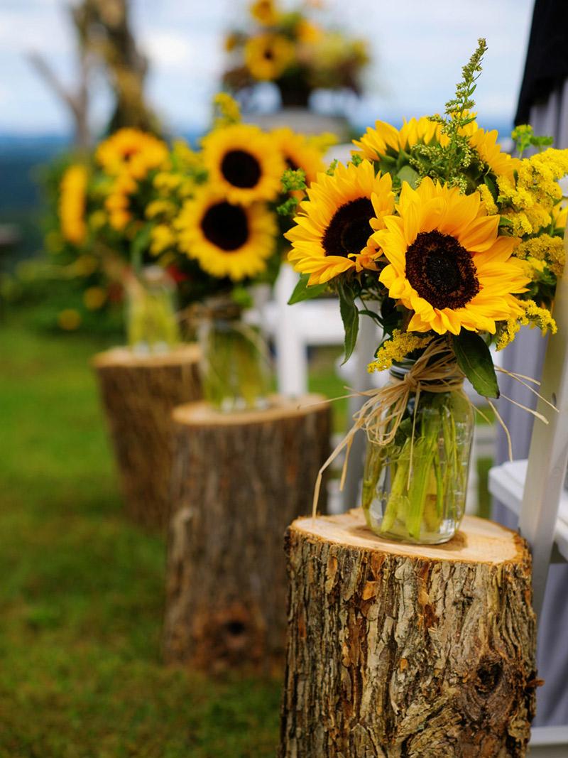Decoração de casamento no campo Melhores e mais pinadas na França