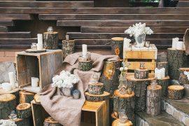 Decoração de casamento no campo melhores e mais pinadas no Reino Unido