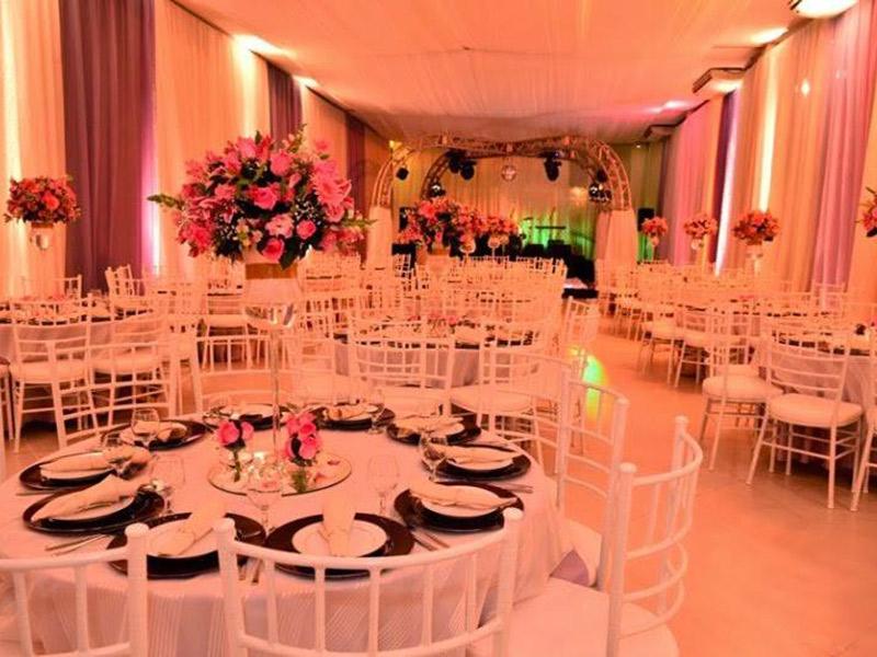 Espaços para casamento no Amazonas Dulcila Festas e Convenções