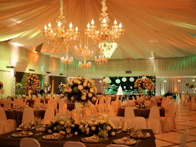 Espaços para casamento no Amazonas Diamond