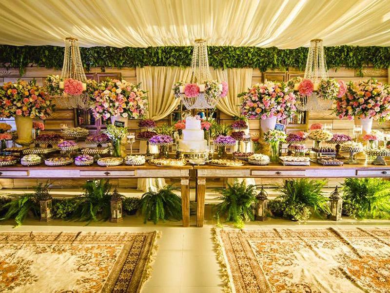 Espaços para casamento no Amazonas Divino Luxo A&R Produções