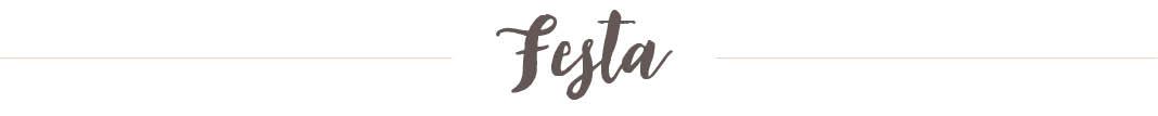 Casamento real Fernanda e Nico - Festa