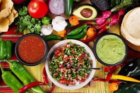 Ilha gastronômica mexicana