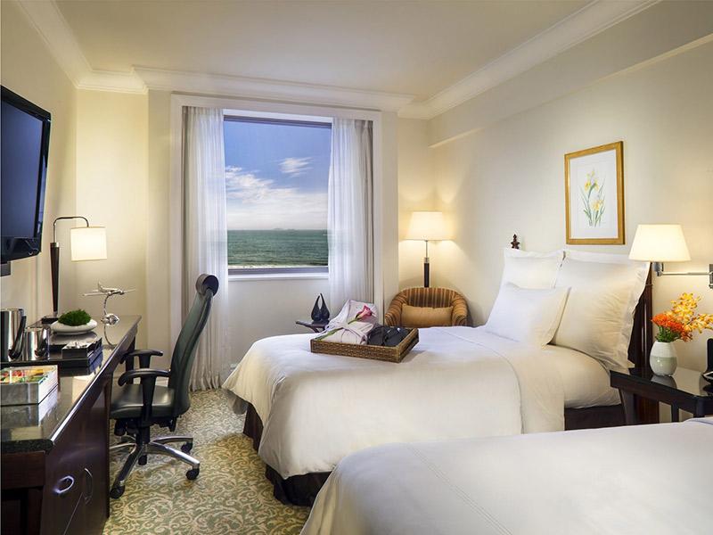 Melhores hotéis no Rio de Janeiro JW Marriott