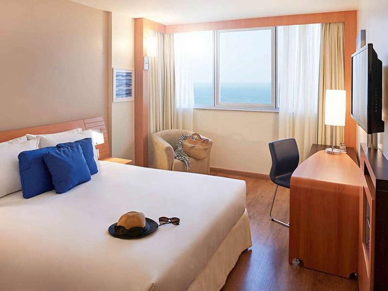 Melhores hotéis no Rio de Janeiro Novotel Botafogo