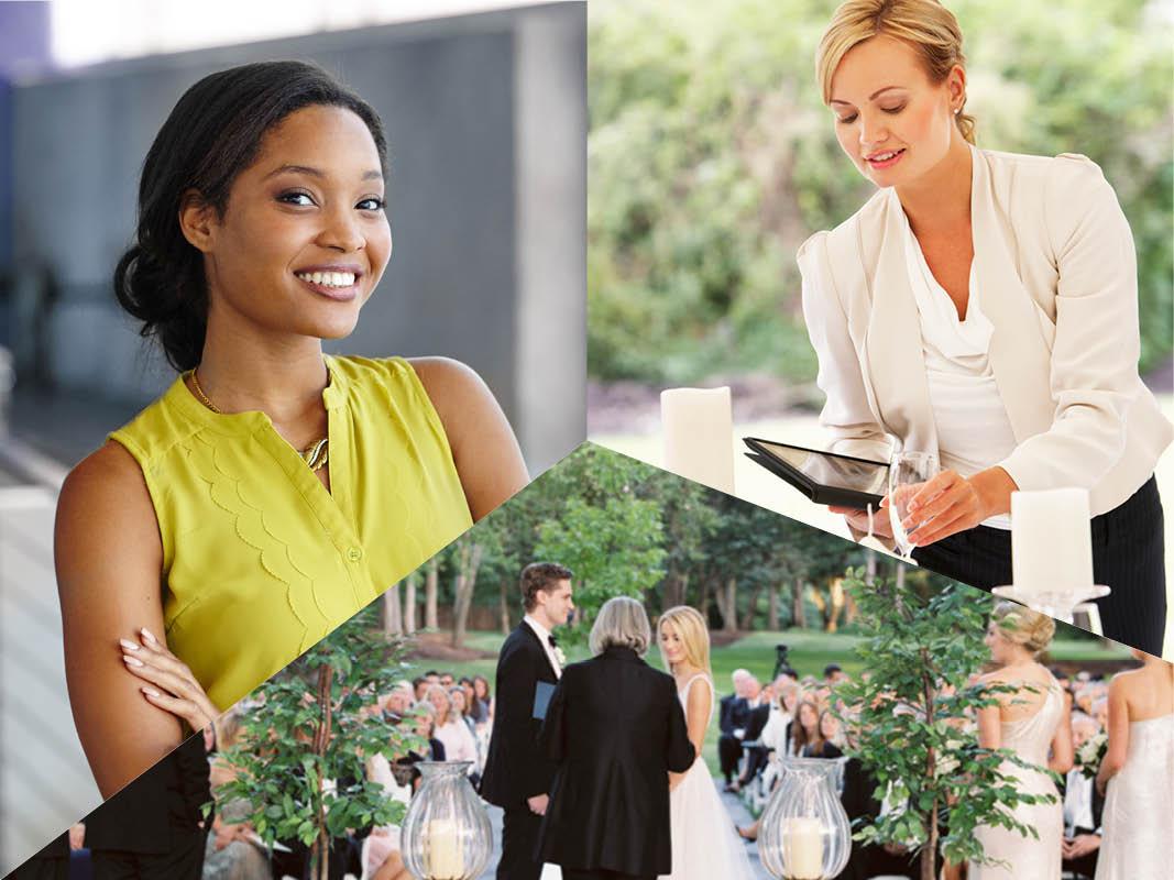 Organização de Casamento Celebrante, assessor ou cerimonialista