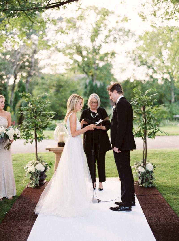 Organização de Casamento celebrante
