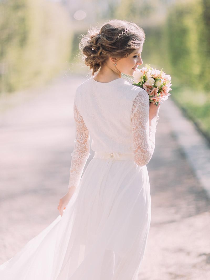 Vestido de noiva Como guardá-lo