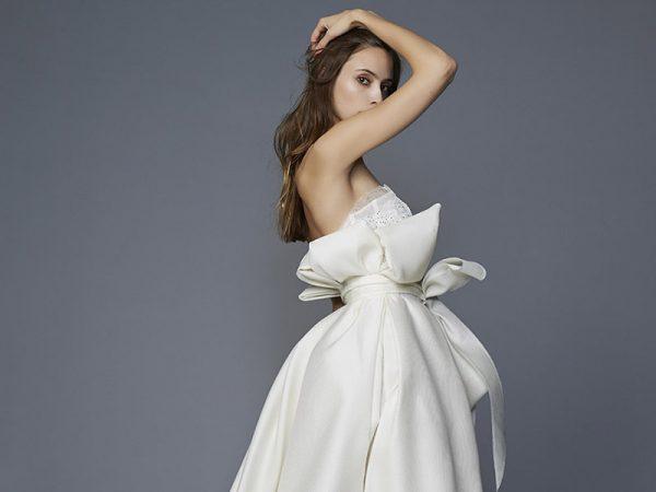 vestido de noiva coleção flying away Antonio Riva
