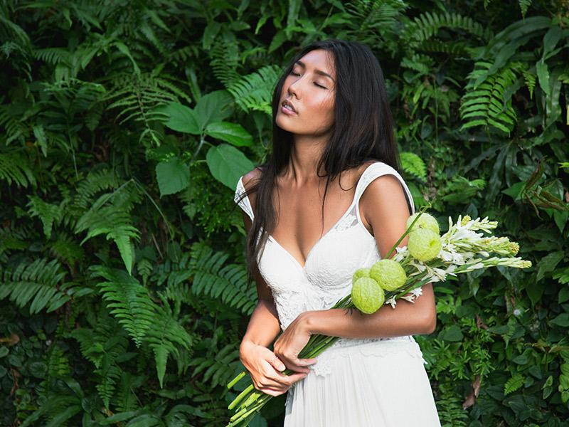 vestido de noiva coleção noveau por Giselle Nasser