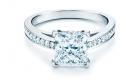 Anel de noivado Tiffany grace
