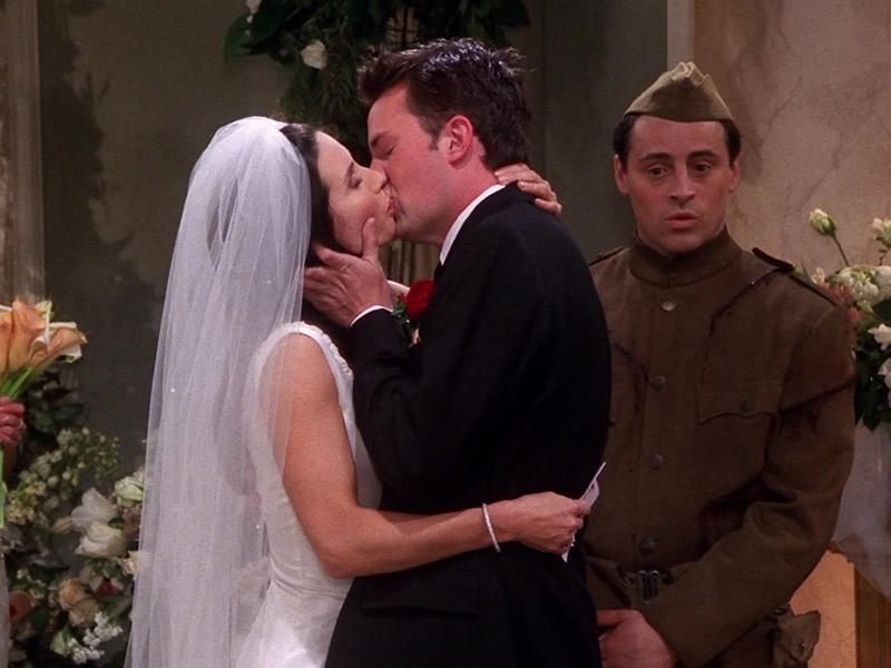 Casamento 5 séries que você deve assistir friends