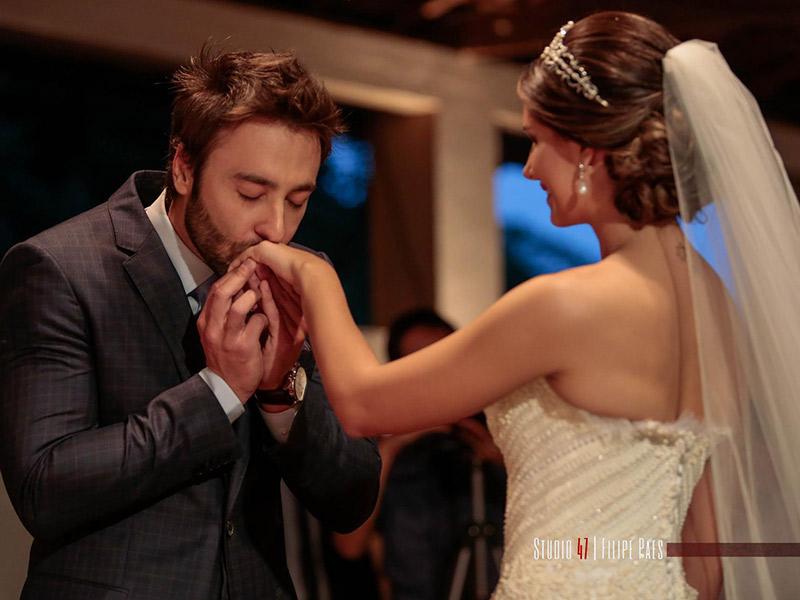 Casamento real marcela e renato for Renato portaluppi e casado