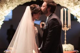 Casamento real Marcela e Renato
