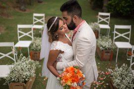 Casamento real Naiara e João