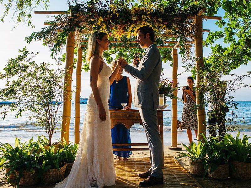 Como fazer os votos do casamento obrigatório