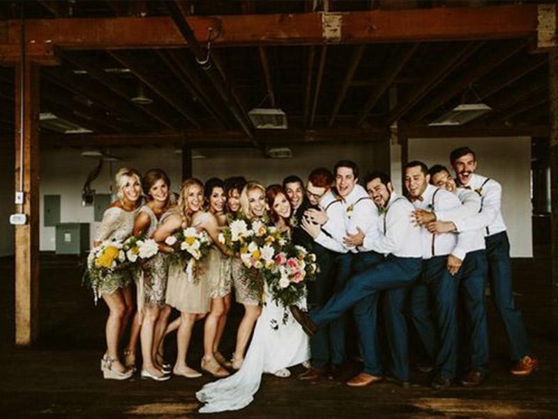 Etiqueta Como escolher os padrinhos para casamento