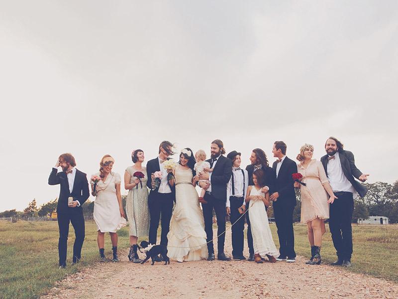 Etiqueta escolher os padrinhos para casamento mínimo e máximo