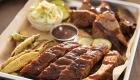 Ilha gastronômica Kosher carne
